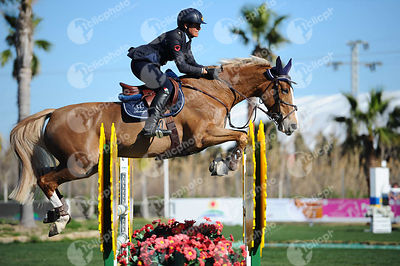 Martinengo Giulia, (Ita) and RANDON PLEASURE