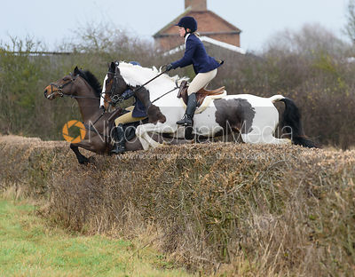The Belvoir Hunt Ride at Long Clawson 10/12 photos