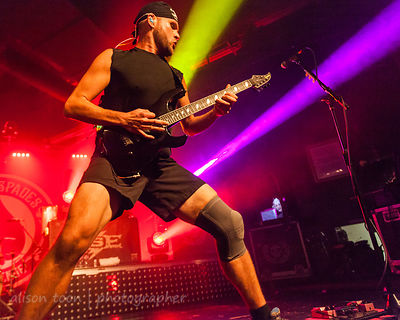 Adam Dutkiewicz, guitar, Killswitch Engage