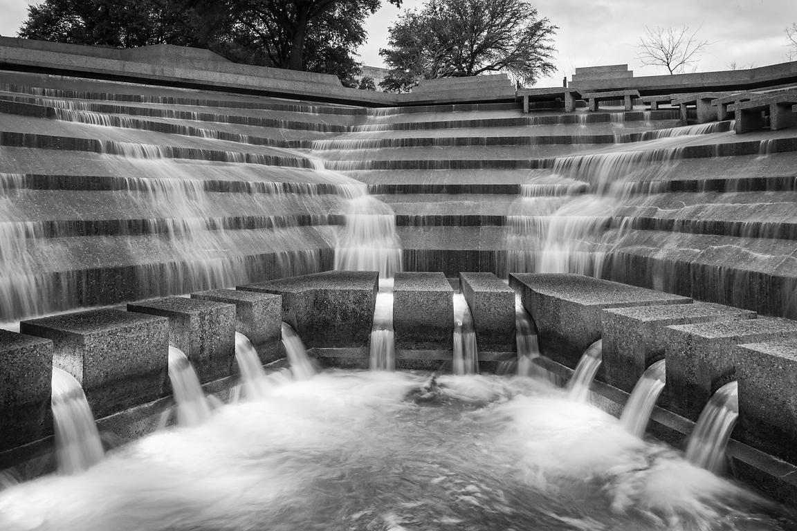 Fort Worth Water Gardens #3