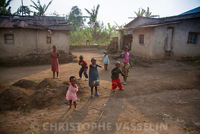 Children of Congo