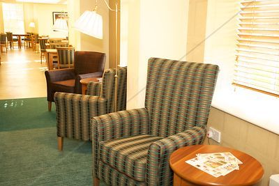 Modern Lounge in Day Centre for Elderly People
