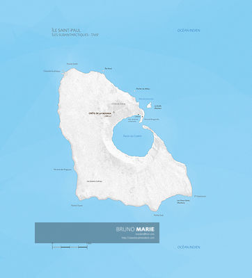 Maps of Overseas French Territories photos