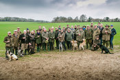 Warnford Shoot Jan 19 photos