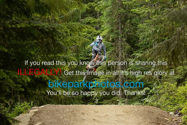 Thursday June 28th Dirt Merchant bike park photos