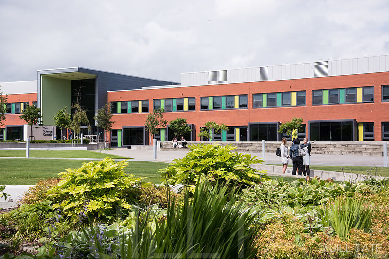 The Quad, Sunderland University | Client: Colour