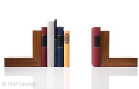 Books with book ends