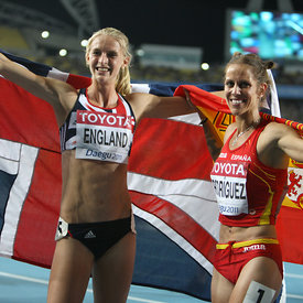 Hannah ENGLAND (GBR) photos