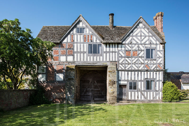 Langley Gatehouse, Shropshire | Client: The Landmark Trust