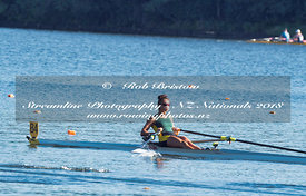 Taken during the National Championships 2018, Lake Karapiro, Cambridge, New Zealand; ©  Rob Bristow; Frame 0686 - Taken on: Thursday - 15/02/2018-  at 08:03.24