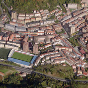 Eibar aerial photos