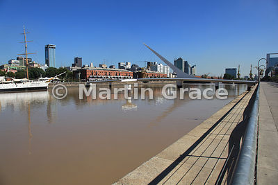 Puerto Madero Docklands, Buenos Aires
