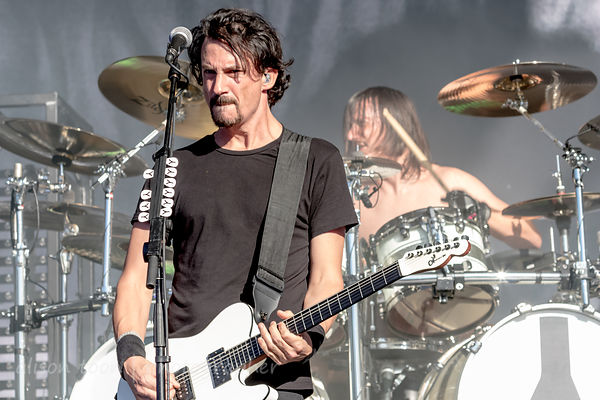 Gojira Aftershock 2017 photos