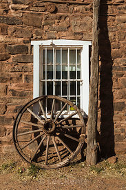 Window Detail of Hubbell Trading Post