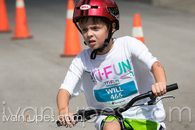 Tri-FUN Kids' Triathlon, Queen Elizabeth Park, Oakville, On, August 14, 2016