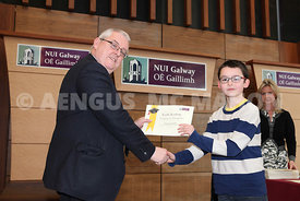 Youth Academy Graduation at NUI Galway....Photograph by Aengus McMahon......... .. .....