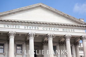 US Custom House in Charleston, South Carolina