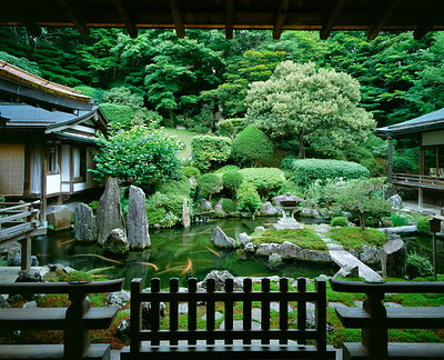 JAPANESE GARDENS photos