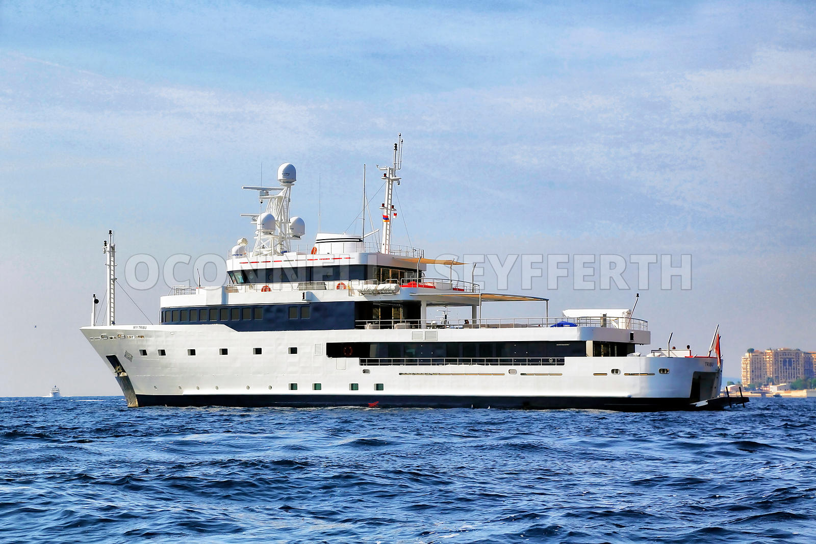 superyacht Tribu