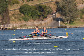 Taken during the Cambridge Town Cup 2015, Lake Karapiro, Cambridge, New Zealand; ©  Rob Bristow; Frame 0 - Taken on: Sunday - 25/01/2015-  at 08:22.53