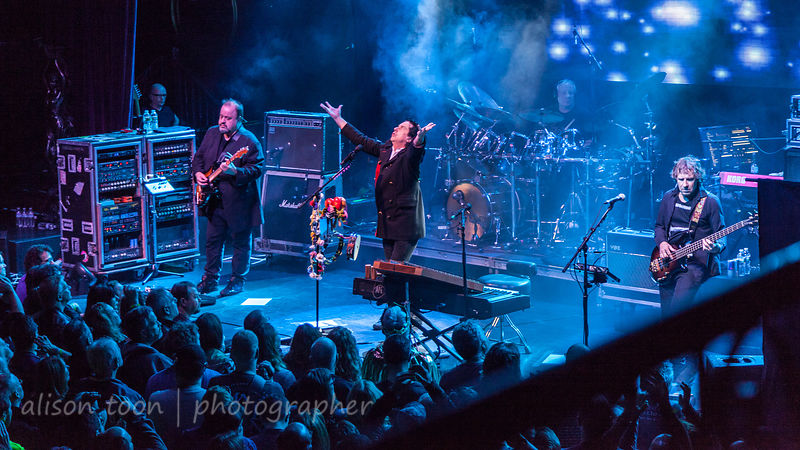 Marillion tour 2016 Boston