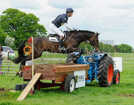 William Fox-Pitt - Rockingham Castle International Horse Trials 2016