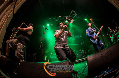 Less Than Jake - Fireball Tour O2 Academy Bournemouth 11.10.16 photos