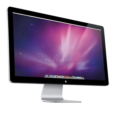"Apple 24"" LED Cinema Display photos"