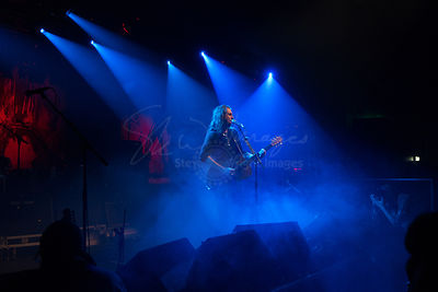 New Model Army - Rock City, Nottingham, UK (Dec. 2014) images