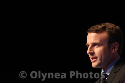 Emmanuel Macron  in Pau photos, pictures, picture, agency