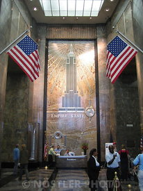 Welcome to Empire State Building