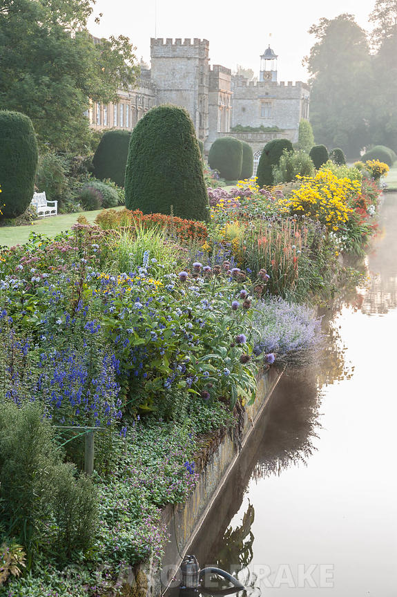Forde Abbey, Dorset photographs
