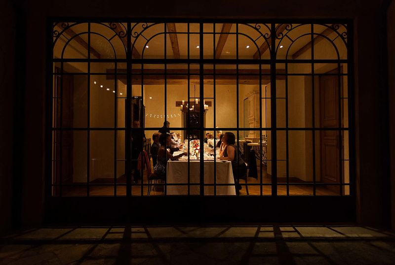 A peek into a private party. Event photo by Jason Tinacci