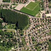 Châtenoy-le-Royal aerial photos