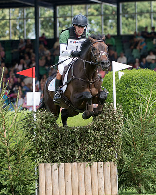 2017 Amlin Eventers Challenge - RIHS Longines  photos