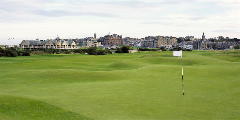 The Open Golf Courses photos