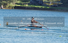 Taken during the National Championships 2018, Lake Karapiro, Cambridge, New Zealand; ©  Rob Bristow; Frame 0697 - Taken on: Thursday - 15/02/2018-  at 08:03.29