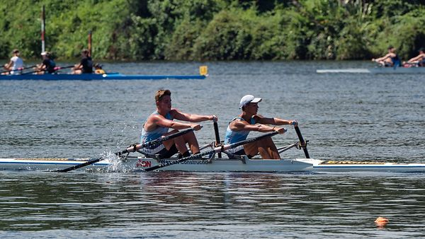 Taken during the Cambridge Town Cup and NI Championships 2018, Lake Karapiro, Cambridge, New Zealand; ©  Rob Bristow; Frame  - Taken on: Saturday - 27/01/2018-  at 14:28.55