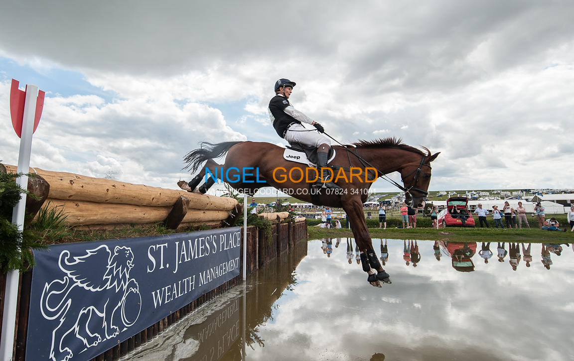 William Fox-Pitt (GBR) & Clifton Signature