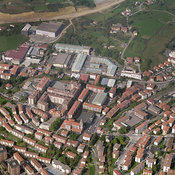 Andoain aerial photos