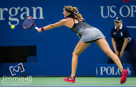 US Open 2017, New York City, United States - 3 Sep 2017