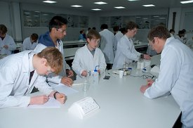 Royal Society of Chemistry Top of the Bench 2014