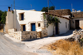 house vrouchas near elounda, crete, greece