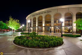 Gallo Center at Night #4