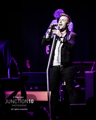 Ronan Keating - Symphony Hall photos