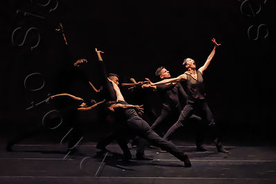 In Th Event / Nederlands Dans Theater 1 / Crystal Pite