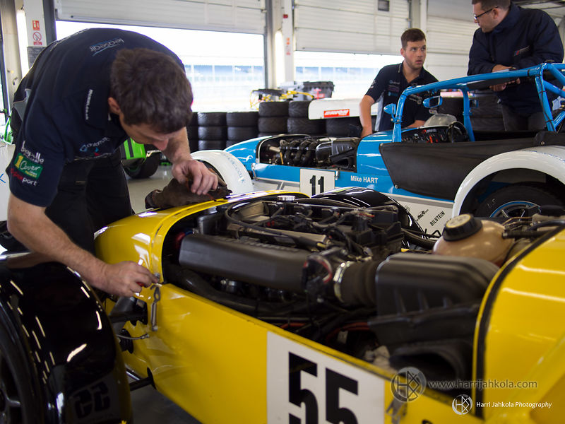 United Kingdom - Silverstone (Caterham Preparation I)