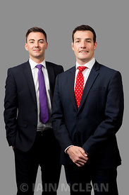 St Vincent Street, Glasgow..Cushman & Wakefield new staff..6.9.17..Pics show new staff members:.Murray McIntosh (red tie) and David Findlay (purple tie). They were accompanied by Colin McCash (blue suit, pink tie) head of the Scottish valuation team...More info from -.Christine Ferguson, Loop PR.01415526235.07989439364.or, .Sharon McEwan, Loop PR.01415526235.07801560231..Pictures Copyright: Iain McLean.79 Earlspark Avenue.G43 2HE.07901 604 365.www.iainmclean.com.photomclean@googlemail.com.07901 604 365.ALL RIGHTS RESERVED.Free for editorial use by third parties only in connection with the commissioning client's press-released story. All other rights are reserved..