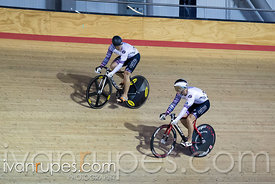 Master A Men Sprint 1-2 Final. 2017 Canadian Track Championships, September 29, 2017