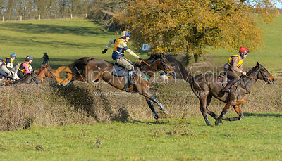 Melton Hunt Club Ride Nov 2017 photos